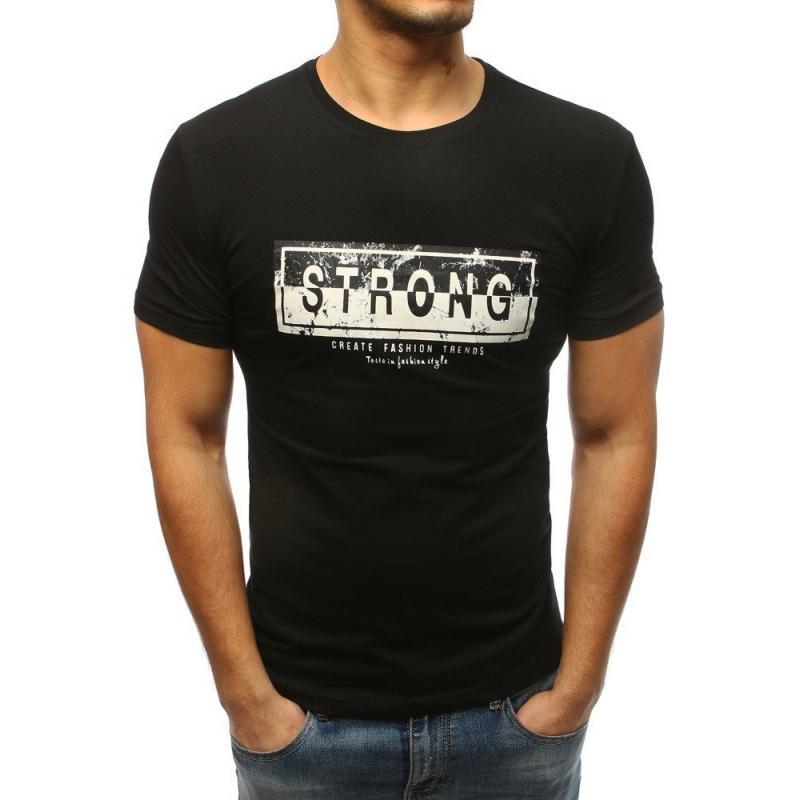 cd081b92ee EREDETI Férfi póló, fekete nyomat | manCLOTHES.hu