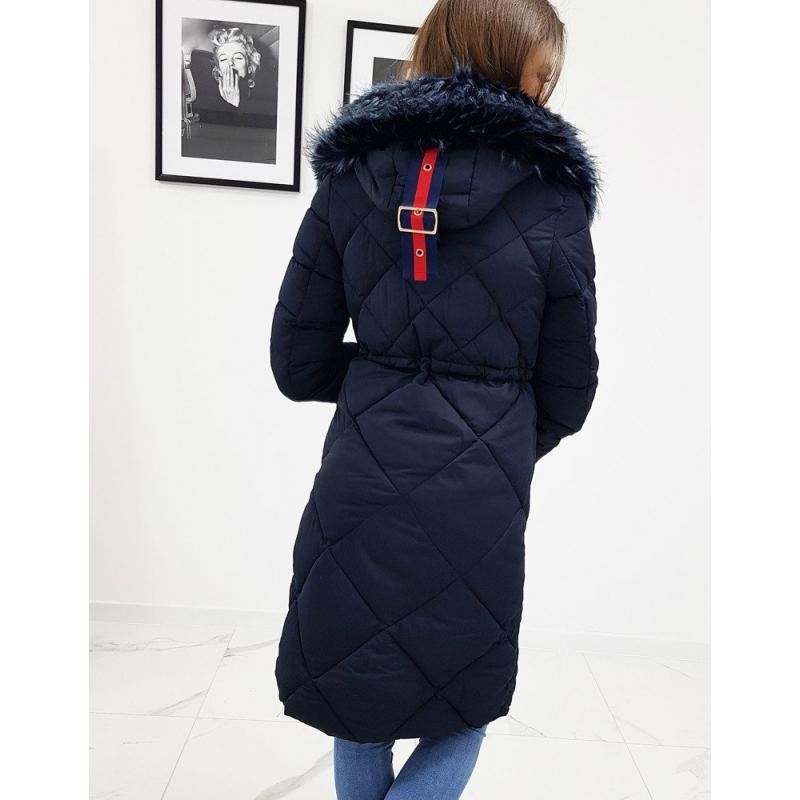 AMANDA Női kabát sötétkék | manCLOTHES.hu