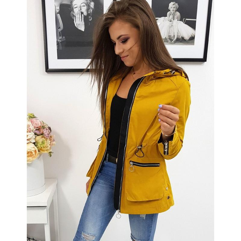AMÉLIA mustár kabát női | manCLOTHES.hu