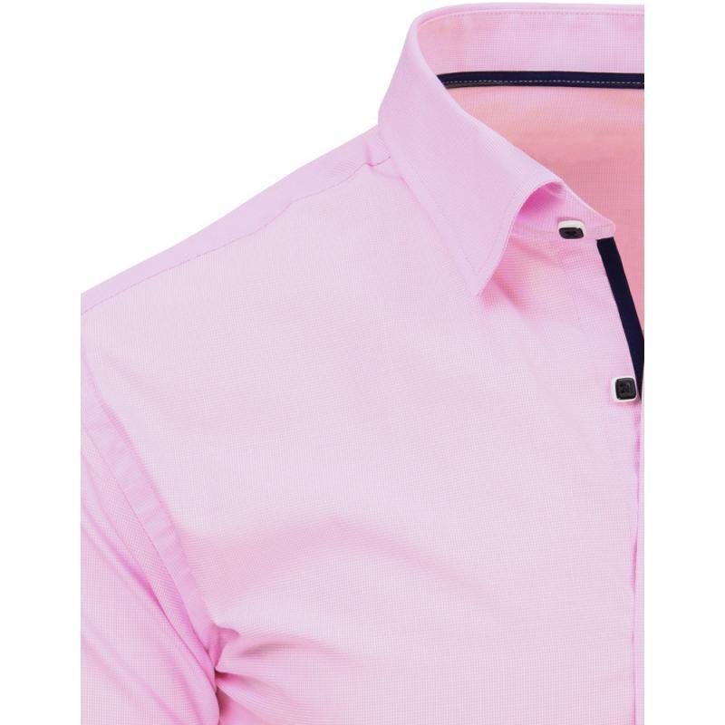 126b09c269 Rózsaszín férfi ing, hosszú ujjú   manCLOTHES.hu