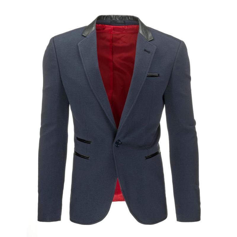 Elegáns férfi kabát kényelmes  da81e050f7