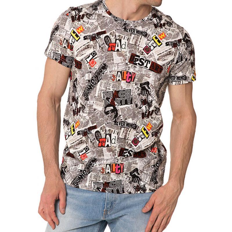 e4edb76821 Férfi T-Shirt John Frank JFTD34 | manCLOTHES.hu
