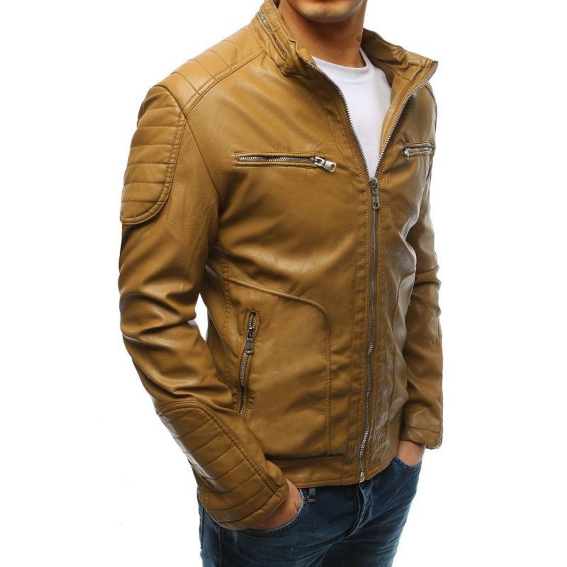 férfi műbőr dzseki olcsón