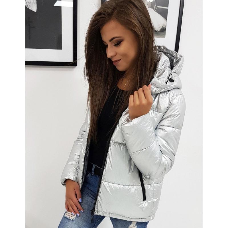 Női téli kabát I metál kék | manCLOTHES.hu
